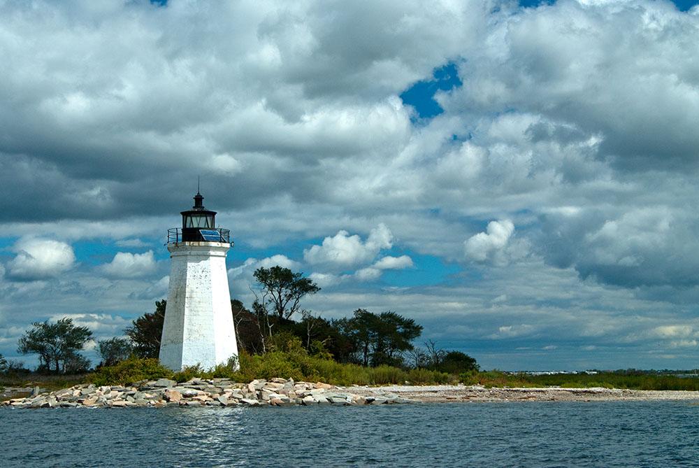 Blackrock Harbor Lighthouse
