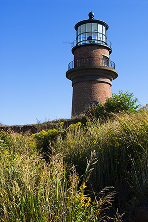 Gay Head Lighthouse was the first beacon to have Native American volunteers and staff.