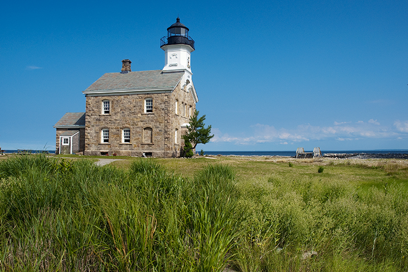 Sheffield Island Light
