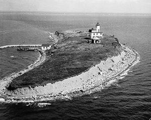 Faulkners Island light