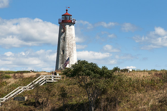 Faulkners Island Lighthouse