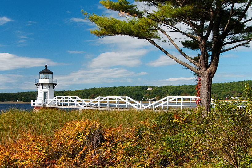 Doubling Point Light, Boothbay, Maine