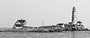 Boton Harbor Lighthouse