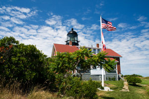 Seguin Island light most powerful beacon