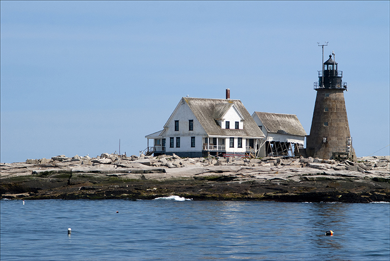 Mount Desert Rock Lighthouse