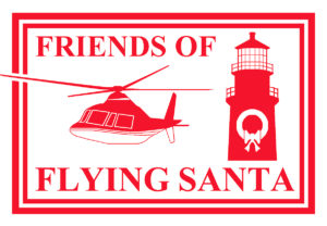 Logo of Friends of Flying Santa