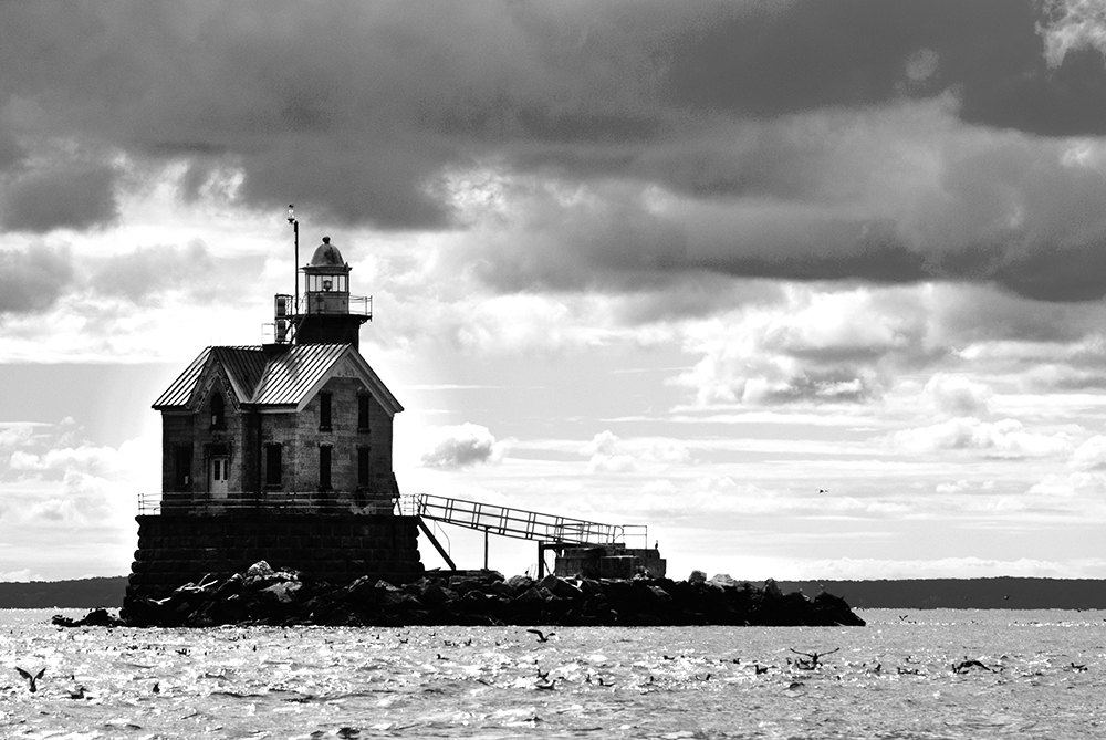 Haunted Stratford Shoal (Middleground) Lighthouse