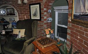 Borden Flats Living Room