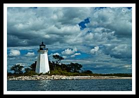 Black Rock Harbor Light