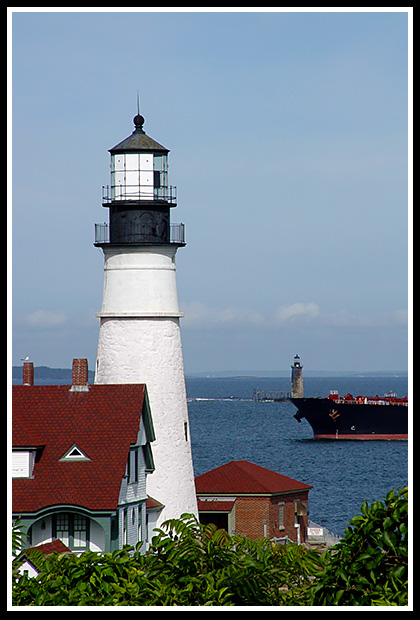 Ram Island Ledge Lighthouse Boat Tours And Portland Maine Attractions
