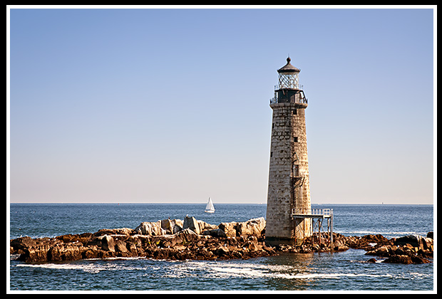 Graves lighthouse