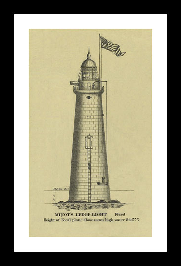 Historic Minot S Ledge Lighthouse And Attractions