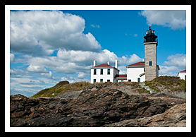 Rhode Island S West Side Lighthouses Tours And Attractions