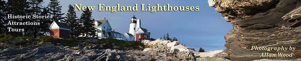 lighthouse and local attractions